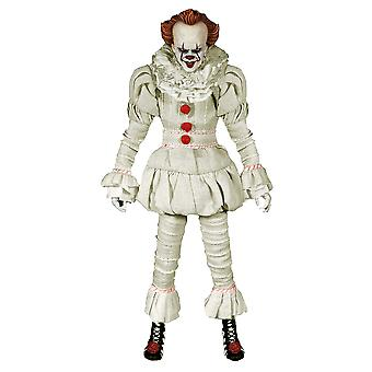 Stephen Kings's One:12 Action Figure Pennywise White/Red, 100% Plastic, in Gift Wrap.