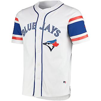 Iconic Supporters Cotton Jersey Shirt - Toronto Blue Jays