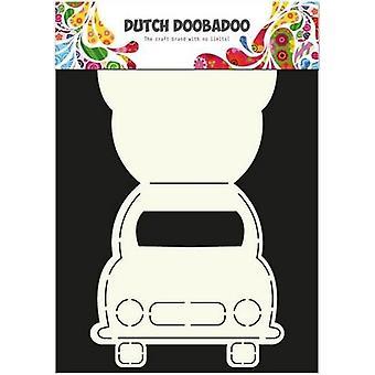 Dutch Doobadoo Dutch Card Art Stencil Car A4 470.713.586