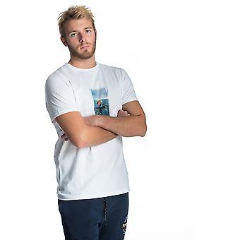 Rip Curl gepolariseerd korte mouwen T-shirt in optisch wit
