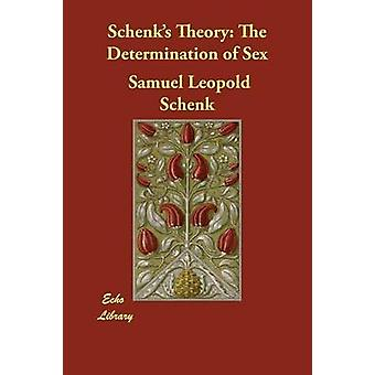 Schenks Theory The Determination of Sex by Schenk & Samuel Leopold
