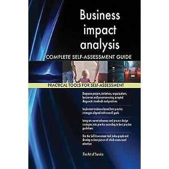 Business impact analysis Complete SelfAssessment Guide by Blokdyk & Gerardus