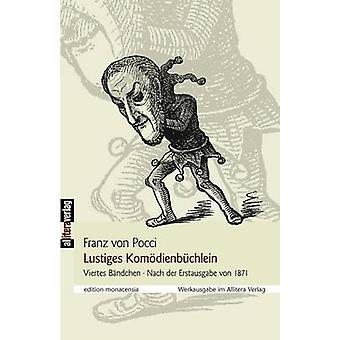 Lustiges Komdienbchlein by Pocci & Franz von
