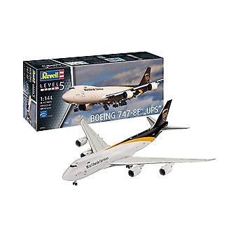 Revell 3912 Boeing 747-8F UPS - 1:114 Schaal Plastic Model Kit