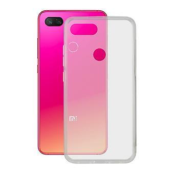 Capa móvel Xiaomi Mi 8 Lite Contact Flex TPU Transparente