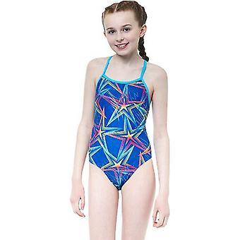 Badeanzug für Mädchen Ypsilanti Starling Fly/14-16 jahre (EU) - 32 (UK)