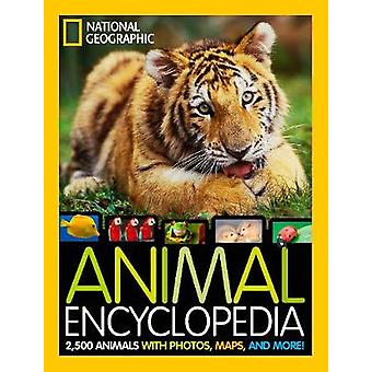 Animal Encyclopedia by National Geographic Kids