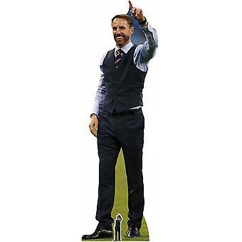 Gareth Southgate Englanti Football Manager Lifesize Pahvi Cutout / Standee