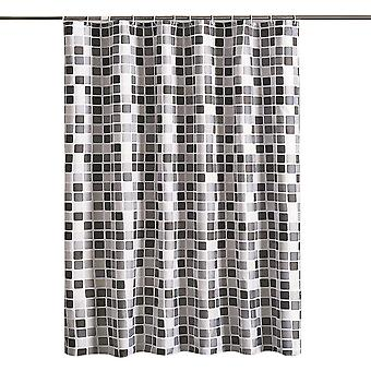 Shower Curtain thickening waterproof Mosaic
