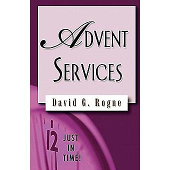 Advent Services by David R. Goyne - 9780687465811 Book