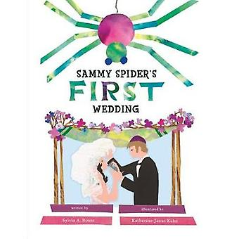 Sammy Spider's First Wedding by Sylvia Rouss - 9781512483673 Book