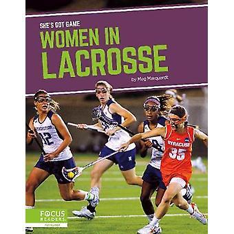 She's Got Game - Damen in Lacrosse von Meg Marquardt - 9781644930618 Bo