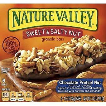 Nature Valley Sweet & Salty Nut Chocolate Pretzel Nut