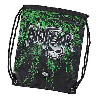 No Fear Unisex Graffiti Gym Sack