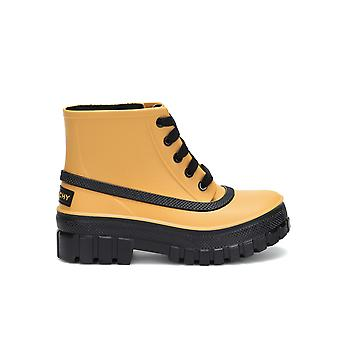 Givenchy Ezcr018002 Women's Yellow Pvc Ankle Boots