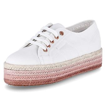 Superga S00C4Z0 2790 S00C4Z02790COTCOLOROPEWWHITEAOX universal all year women shoes