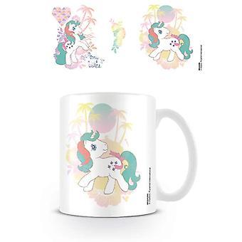 My Little Pony Retro Pony Vibes Mugg