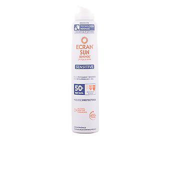 Ecran Sun Lemonoil Mousse sensível Spf50 + 200ml unissex