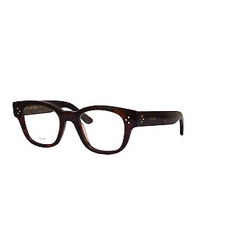Celine CL50035I 054 Red Havana Glasses