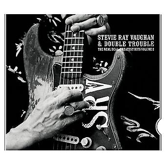 Stevie Ray Vaughan - Greatest Hits 2 [CD] USA import