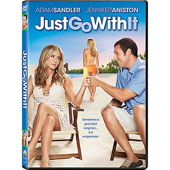 Just Go with It [DVD] USA import