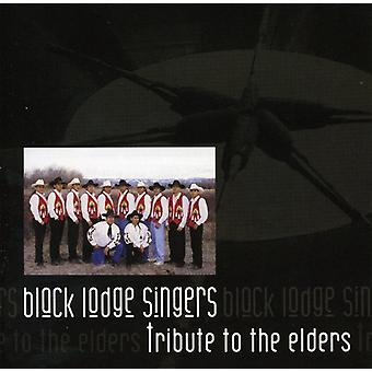 Black Lodge Singers - Hommage aux Aînés [CD] Usa import