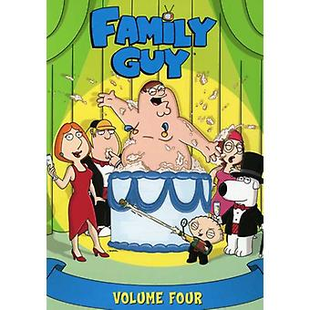 Family Guy: Vol. 4 [DVD] USA importeren