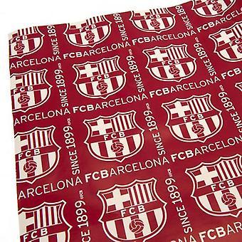 برشلونة هدية التفاف