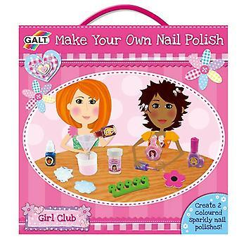 Galt Girls Club-Udělejte si vlastní lak na nehty