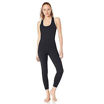 Core 10 Kvinner's Limited Edition Studiotech Innebygd Støtte Yoga Body Suit, B...