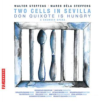 Steffens - Two Cells in Sevilla [CD] USA import