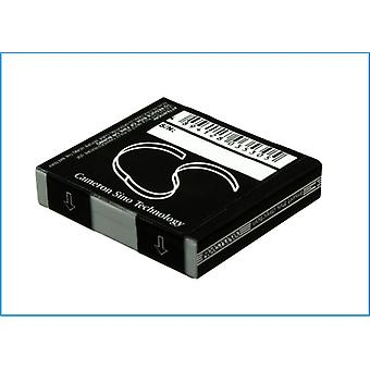 Hodesett batteri for GN Netcom 9120 9125 14151-01 14151-02 AHB602823 SG081003