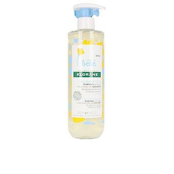Klorane Bebé Blid Udrensning Gel Beroligende Calendula 500 Ml Unisex
