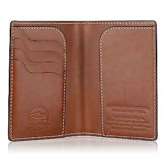 Livingstone Leather Passport Wallet