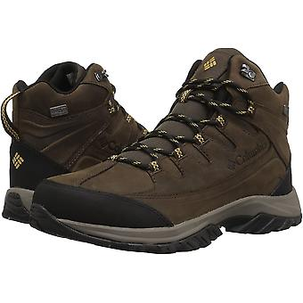 Columbia Men's Terrebonne II MID Outdry Hiking Boot, mud, Curry, 15 Regular US