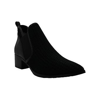 Donald J Pliner Womens Darla Leather Pointed Toe Ankle Chelsea Boots