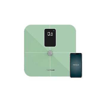 Cyfrowa łazienka Balance Cecotec Surface Precision 10400 Smart Healthy Vision Green