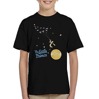 The Little Prince Bird Flock Kid's T-Shirt