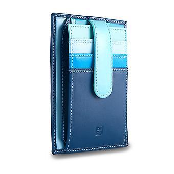 2594 DuDu Leather Credit Card Port