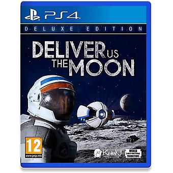 Deliver Us The Moon Deluxe Edition PS4 Game