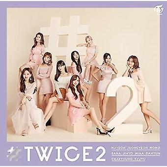 #Twice2 [CD] Importation usa
