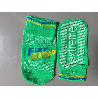 Autumn/winter/spring/summer Thin And Breathable Non-slip Floor Socks And Towel