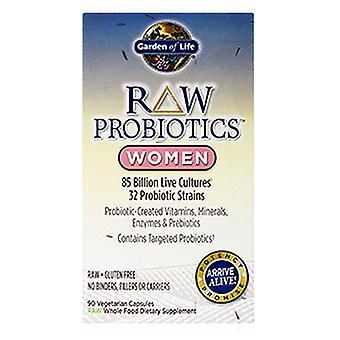 Garden of Life RAW Probiotics Women, 90 caps