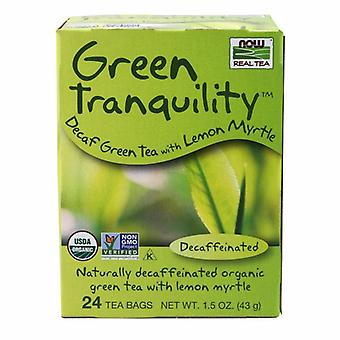 Maintenant Foods Green Tranquility Tea, 24 sacs