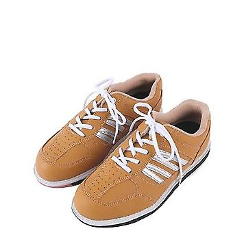Men Bowling Skidproof Sole Professional Sports Shoes Slip Fitness Sneakers