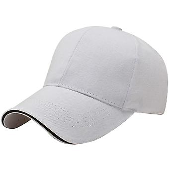 Solid Color Baseball Snapback Caps For Male/female