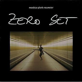 Moebius Plank Neumeier - Zero Set [Vinyl] USA import