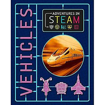 Adventures in STEAM: Vehicles (Adventures in STEAM)
