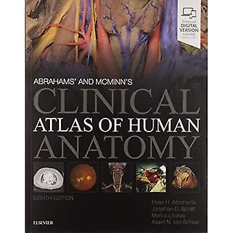 McMinn en Abrahams' Klinische Atlas van menselijke anatomie