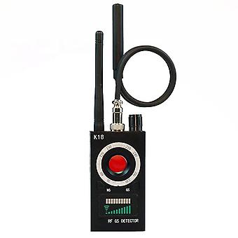 Wireless Multi-function, Anti Spy Detector Camera Gsm Finder Gps Signal Lens